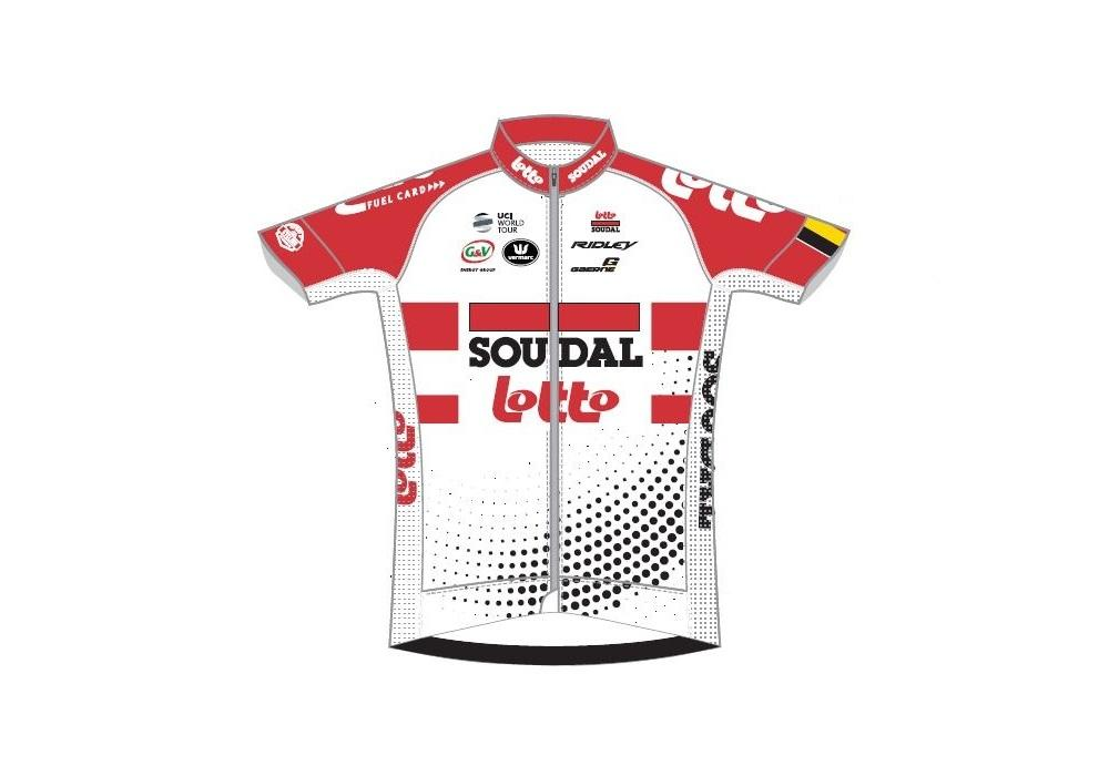 Soudal Lotto shirt