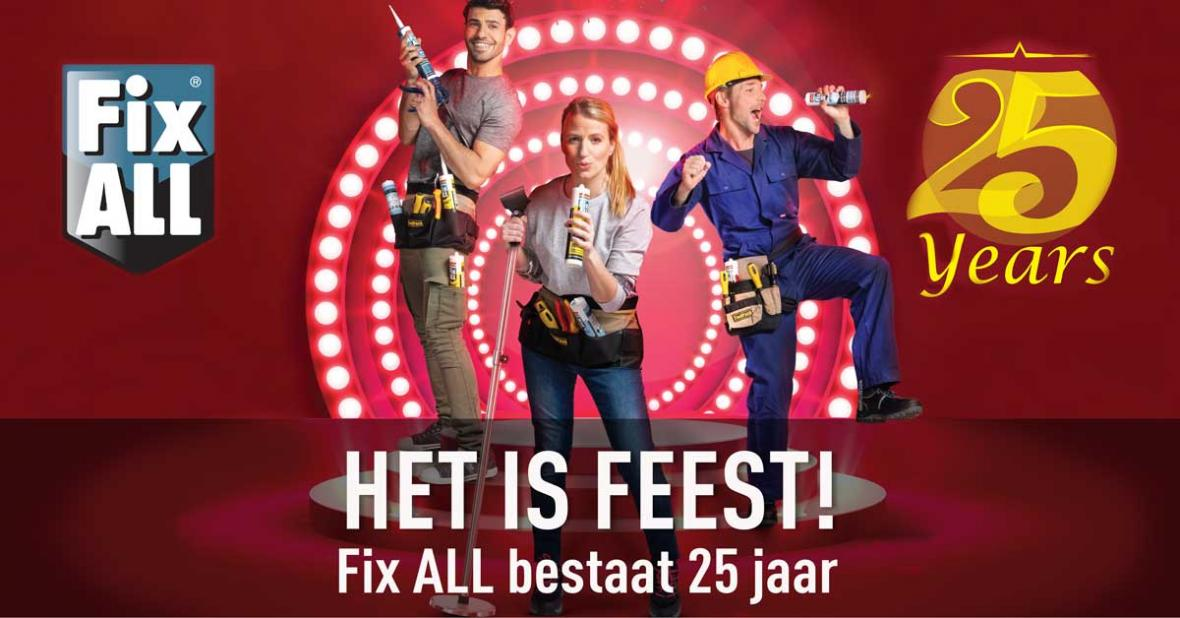 25 Jaar Fix ALL