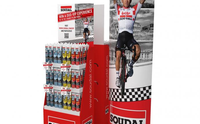 Soudal promotion VIP weekend