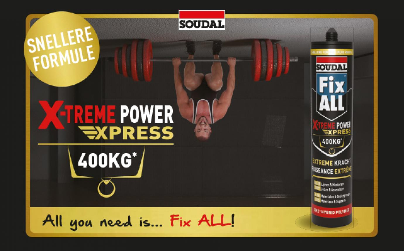 Fix ALL® X-Treme Power Express